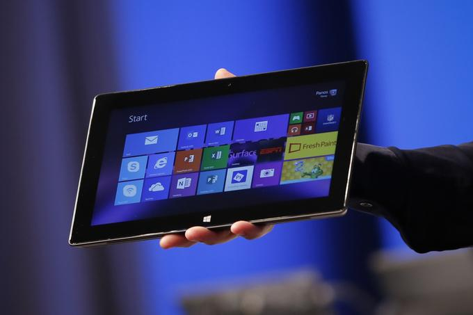 Microsoft Surface Pro 2 - очередная попытка MS выйти на рынок планшетов