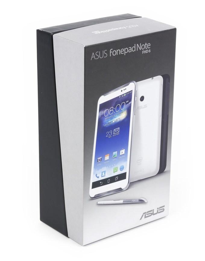 ASUS Fonepad Note 6 - упаковка