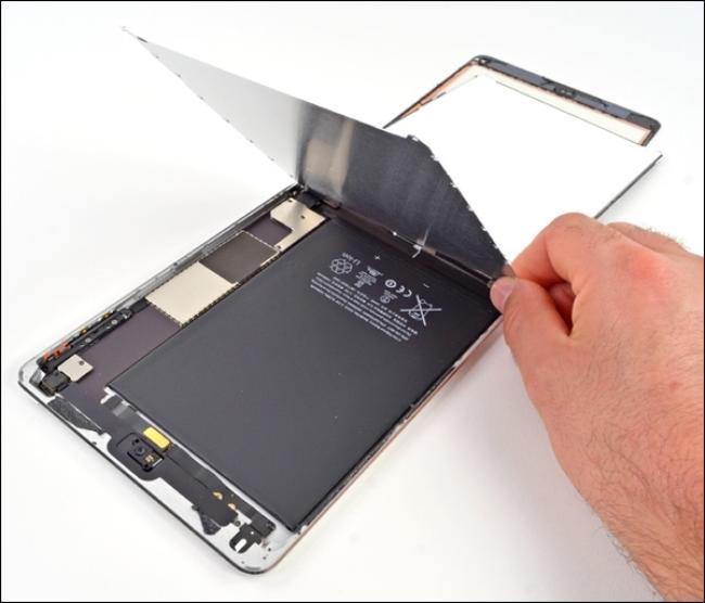 Можно попытаться починить планшет самостоятельно