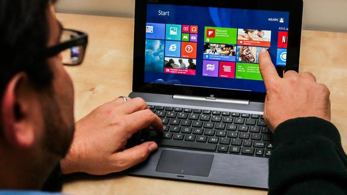 Asus-Transformer-Book-T100 стильный планшет с клавиатурой Windows 8, который выполнит любую поставленную задачу быстро и качественно