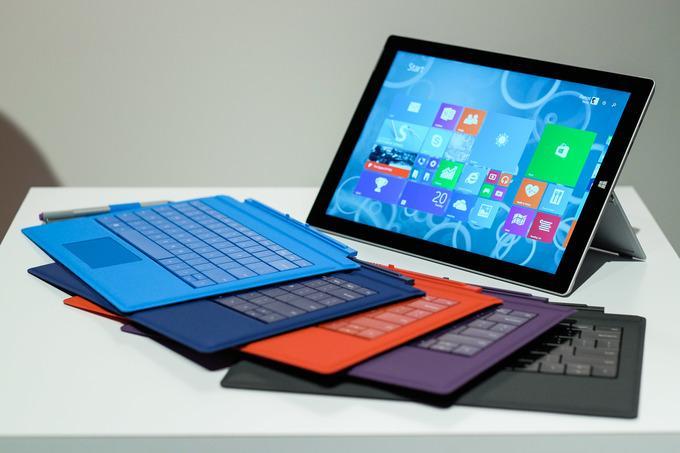 Что касается дисплея в Microsoft Surface Pro 3, то он неповторим