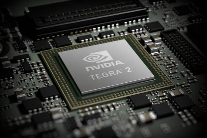 Tegra 2 — двухъядерный процессор