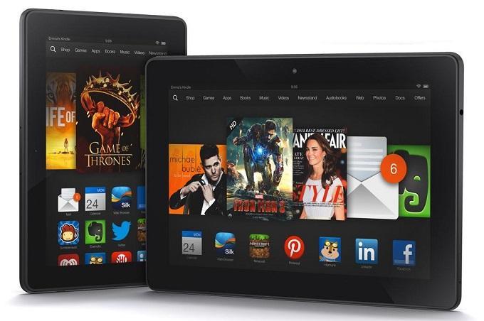 На мировых рынках Kindle входит в двадцатку самых продаваемых