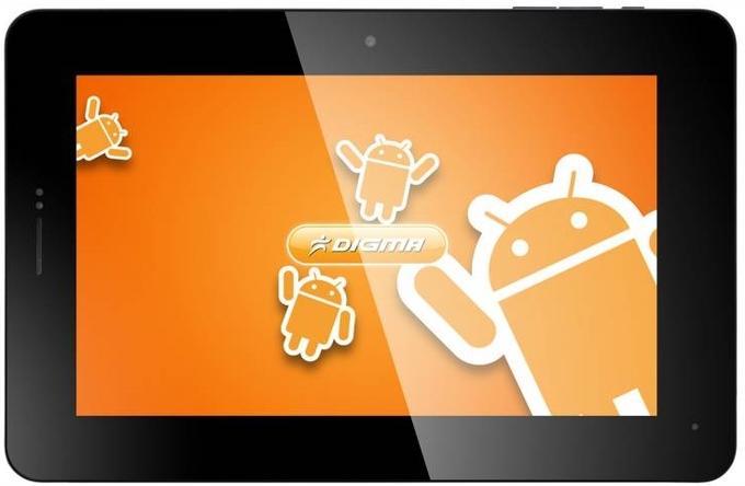 Digma iDsD7 — это прекрасный вариант современного планшета