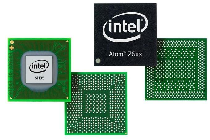 Процессоры Intel Atom только набирают популярность на мобильном рынке