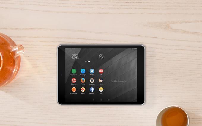 Работает Nokia N1 на пятой версии операционной системы Android