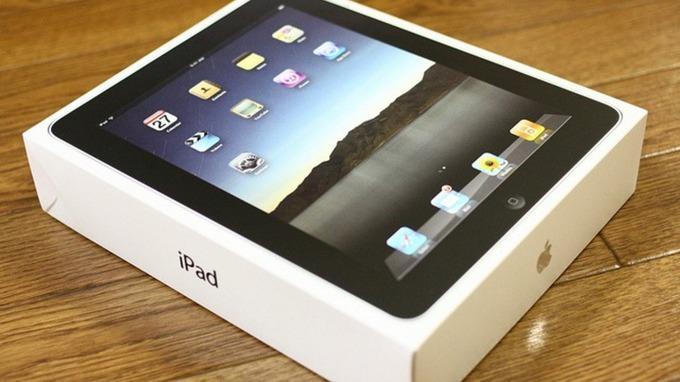 iPad завоевал большую популярность