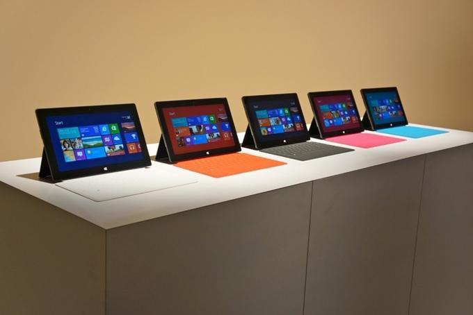 MS продолжит выпускать аппараты на базе чипсетов ARM с операционной системой Windows RT