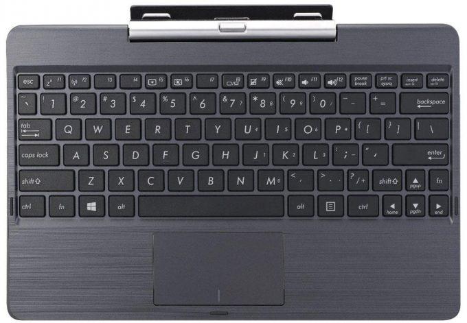 Компактная клавиатура для девайса