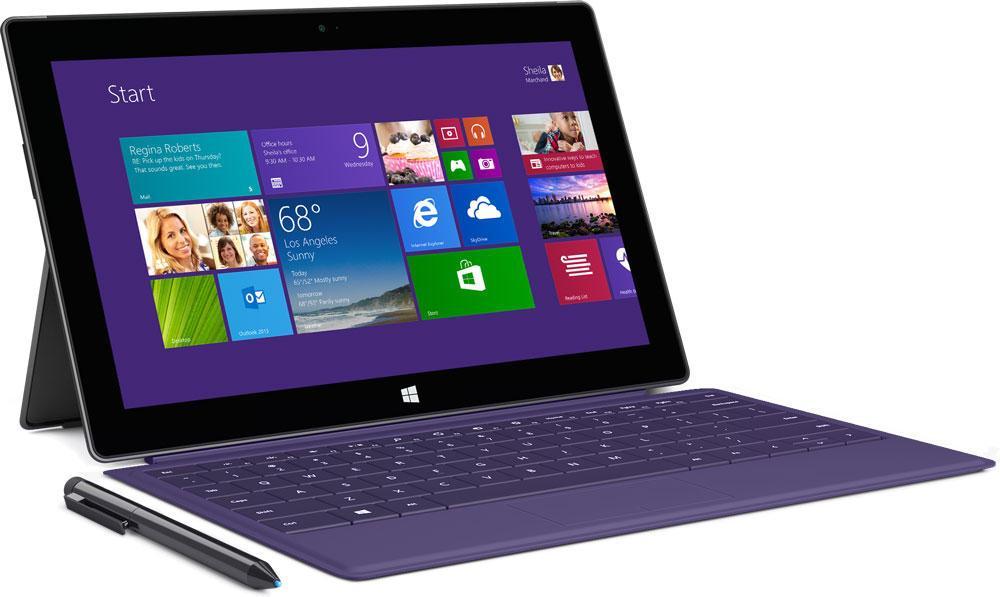 Презентация Microsoft Surface Pro 2