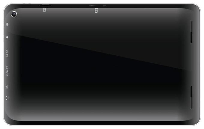 Планшет Digma iDxD7 3G: вид сзади