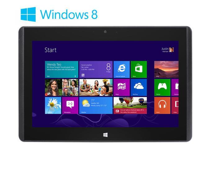В планшет MSI W20 3M установлено всего 2 ГБ ОЗУ