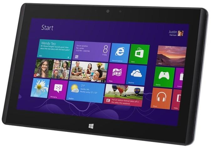 Среди многочисленных мобильных устройств появился еще один персонаж — планшет MSI W20 3M