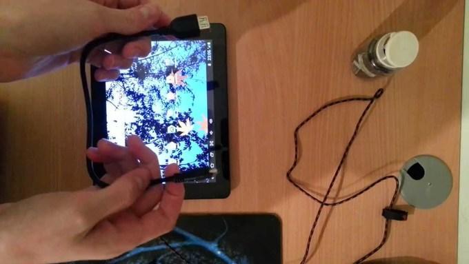 Если USB OTG кабеля нет в комплекте, то переходник можно приобрести в магазине электроники