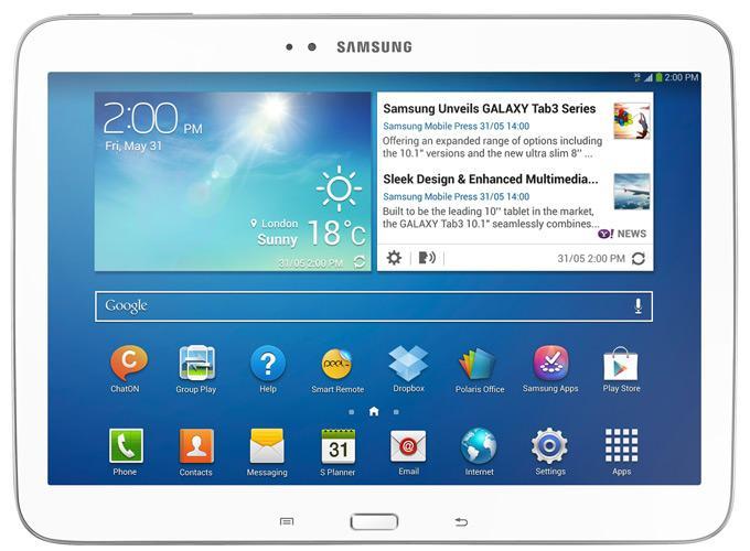 ПланшетSamsung Galaxy Tab