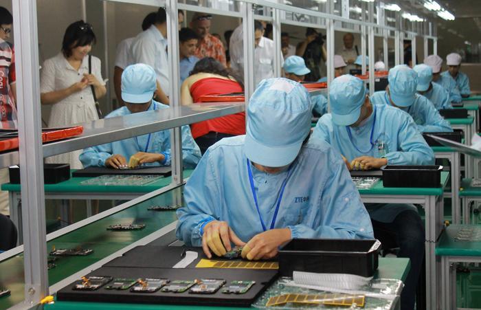 Сборка китайских планшетов