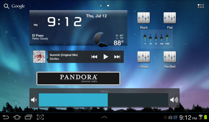 Виджет — один из важнейших составляющих интерфейса операционной системы Android