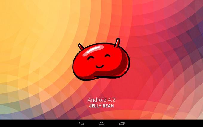 С версией Андроид 4.2 придётся немного повозиться