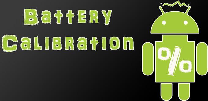 ПриложениеBattery Calibration