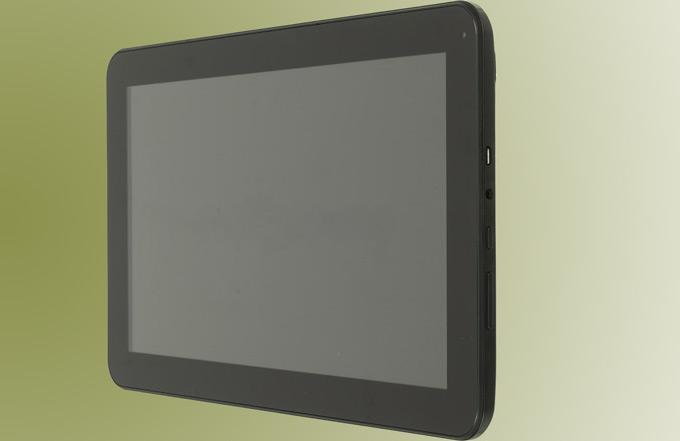 Дисплей достойный для планшета средней ценовой категории