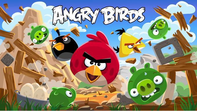 ИграAngry Birds