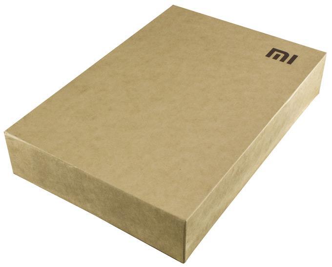 Коробка планшетаXiaomi MiPad