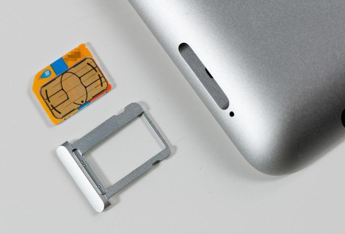 Без сим-карты не будет возможности использовать 3G-интернет