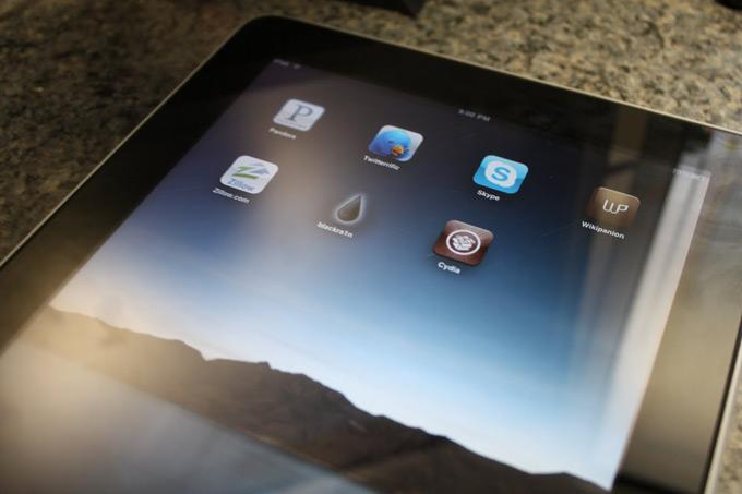 Jailbreak на iPad