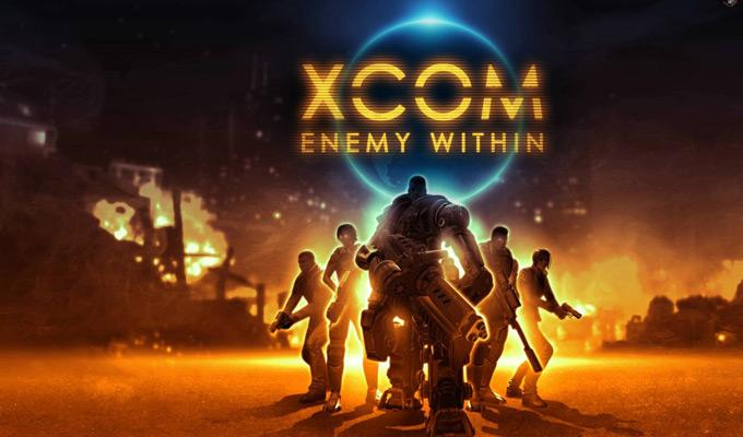 Игра XCOM: Enemy Within
