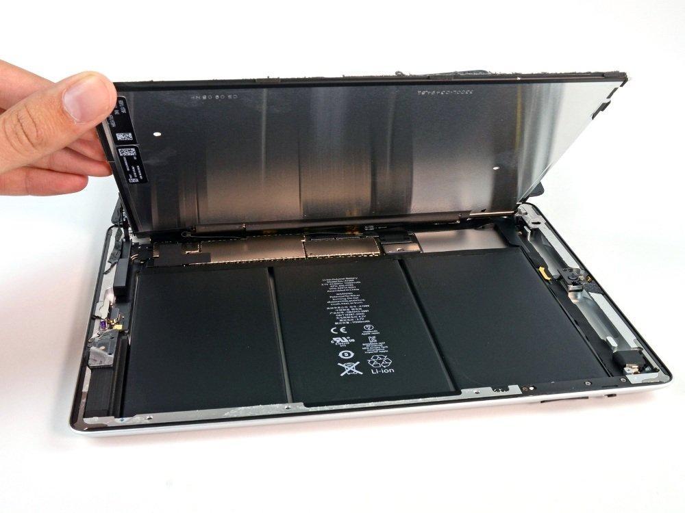 Мощный аккумулятор в планшете