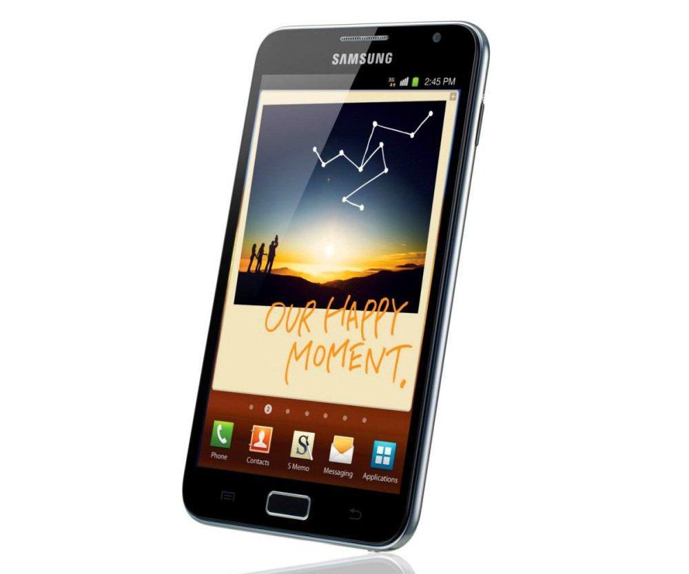 Первый Samsung Galaxy Note
