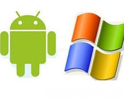 Windows или Android
