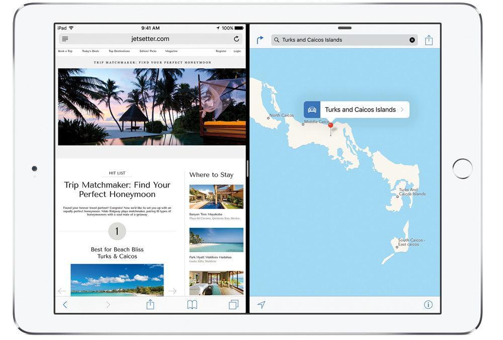 Открытые приложения в iOS