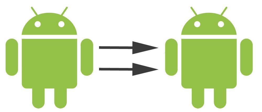 Перенос контактов с Андроид на Андроид