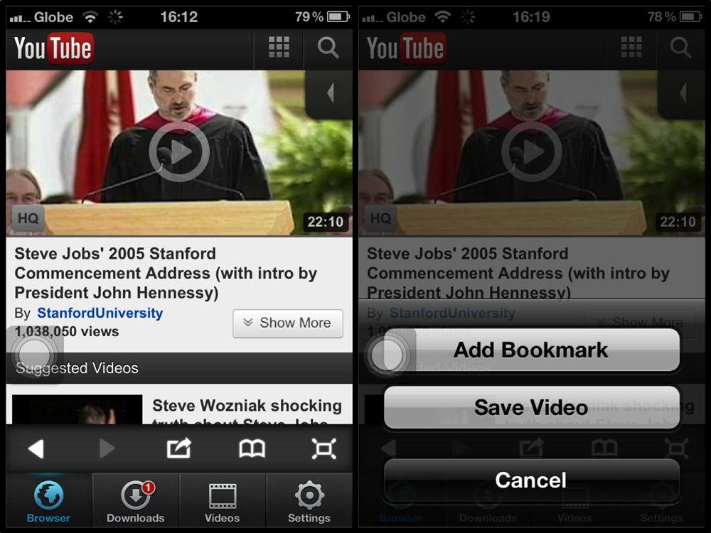 Video Downloader Browser