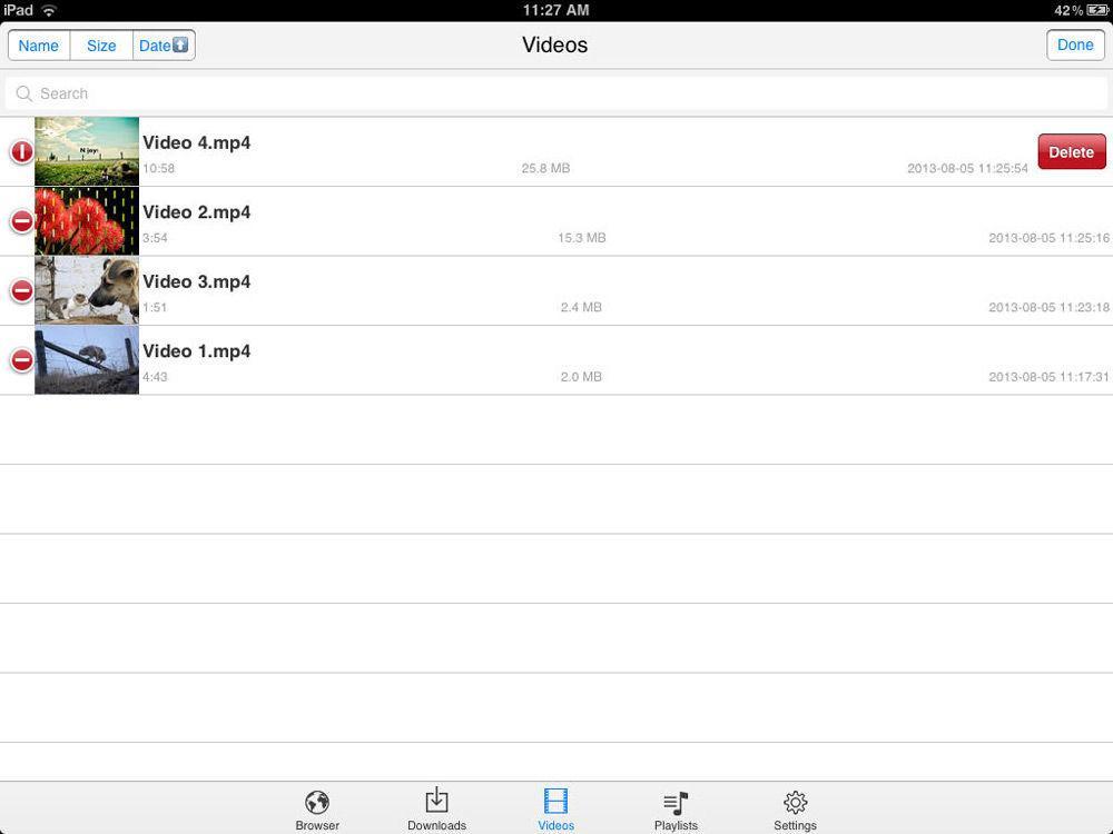 Video Downloader Lite Super VDownload