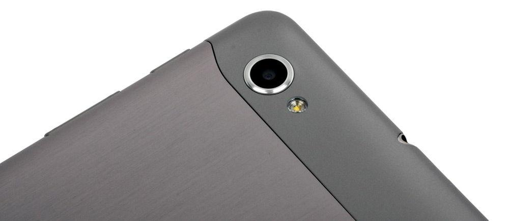 Камера на Андроид-планшете