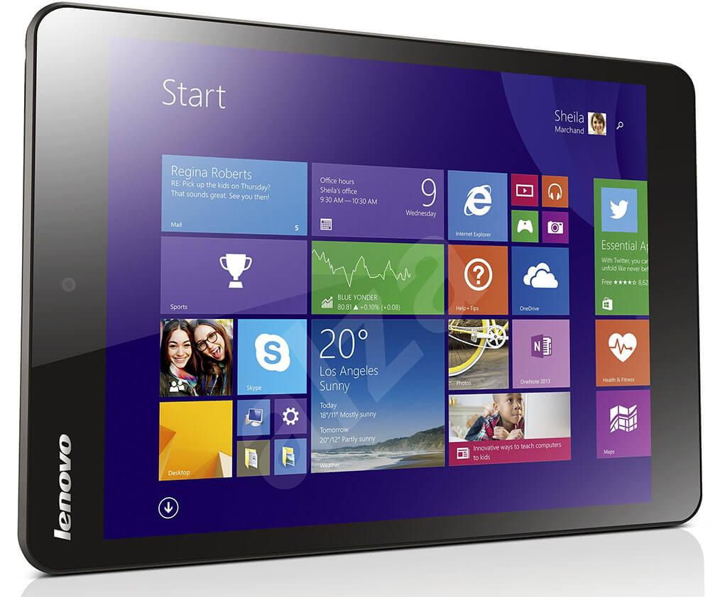 Lenovo Miix 3-830 32Gb WiFi Black