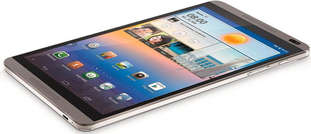Планшет Huawei MediaPad M1 8.0 3G в алюминиевом корпусе