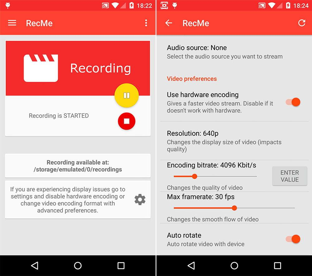 RecMe Free Screen Recorder