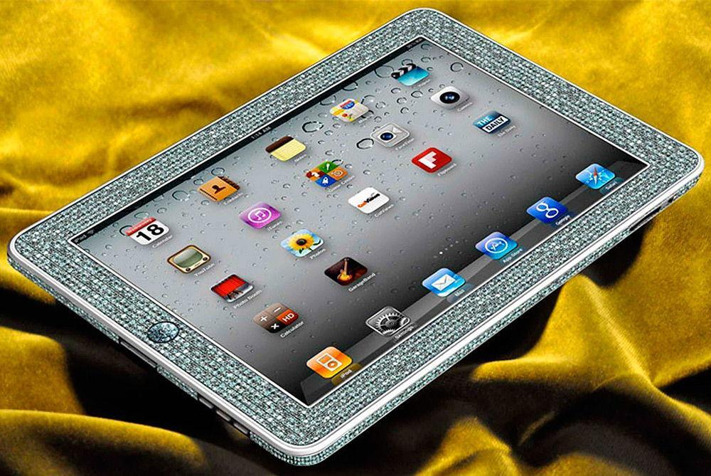 Самый дорогой планшет в мире