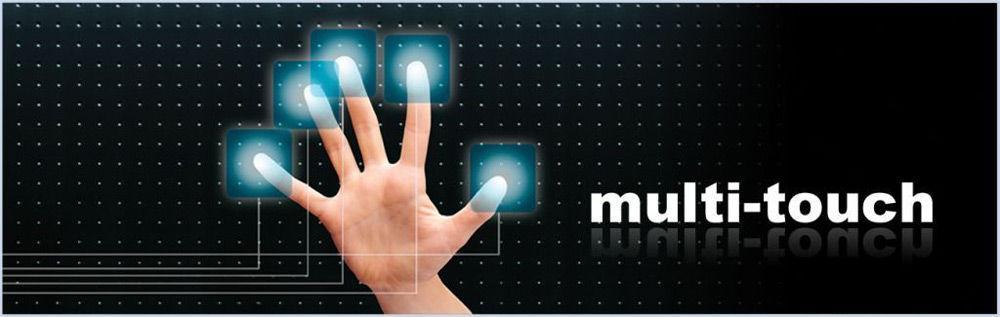 ТехнологияMulti-touch