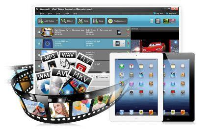 Конвертация видео на iPad