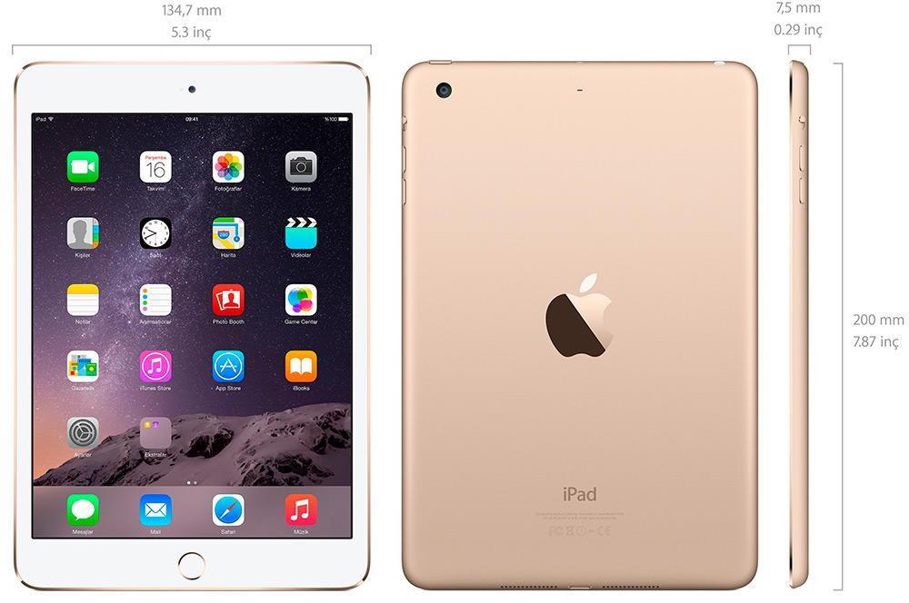 Планшет iPad mini 3