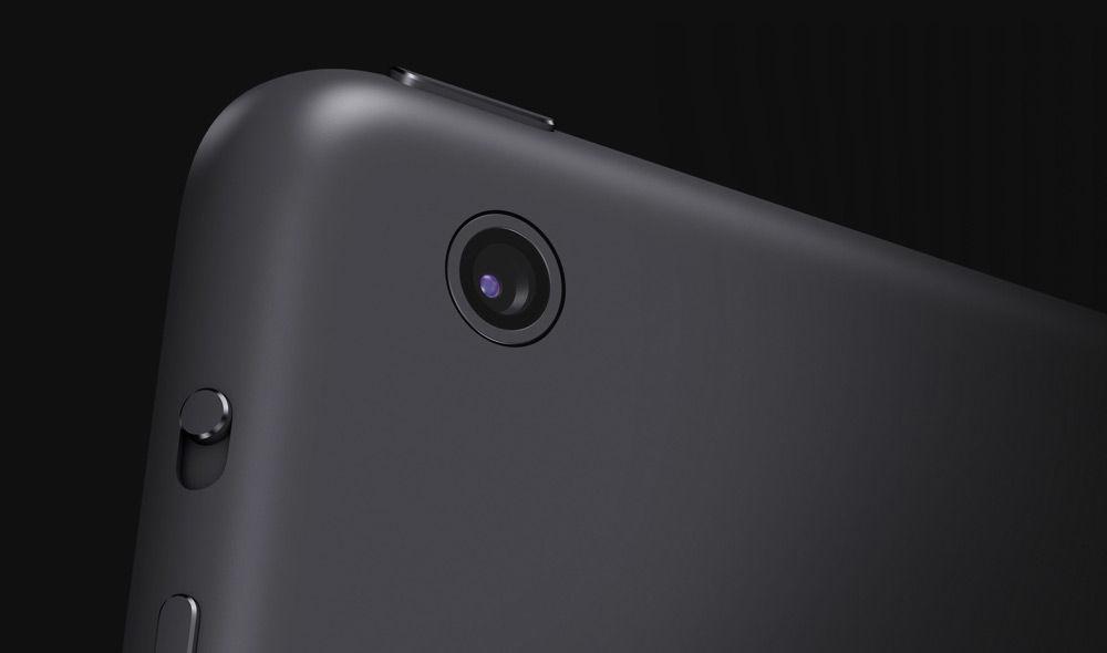 Камера iPad mini 2