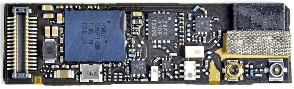 Модуль Wi-Fi iPad