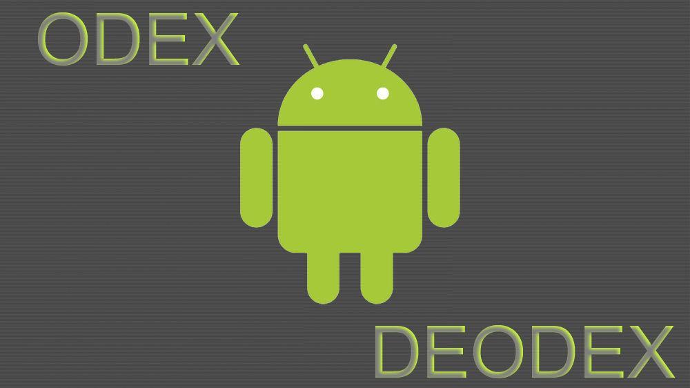 Odex и Deodeh