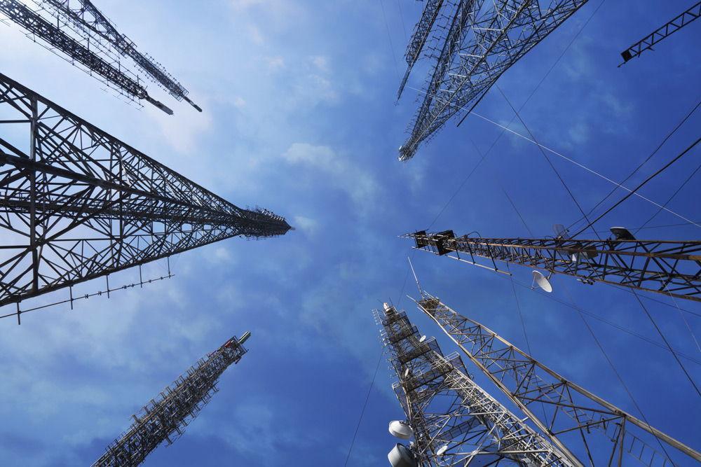 Вышки оператора связи