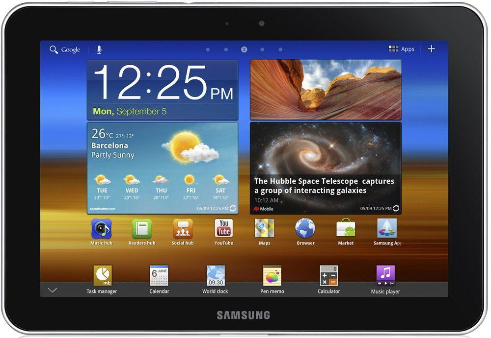 SamsungGalaxy Tab 10