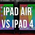iPad 4 и iPad air